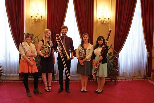 Sarajevo Philharmonic American exchange