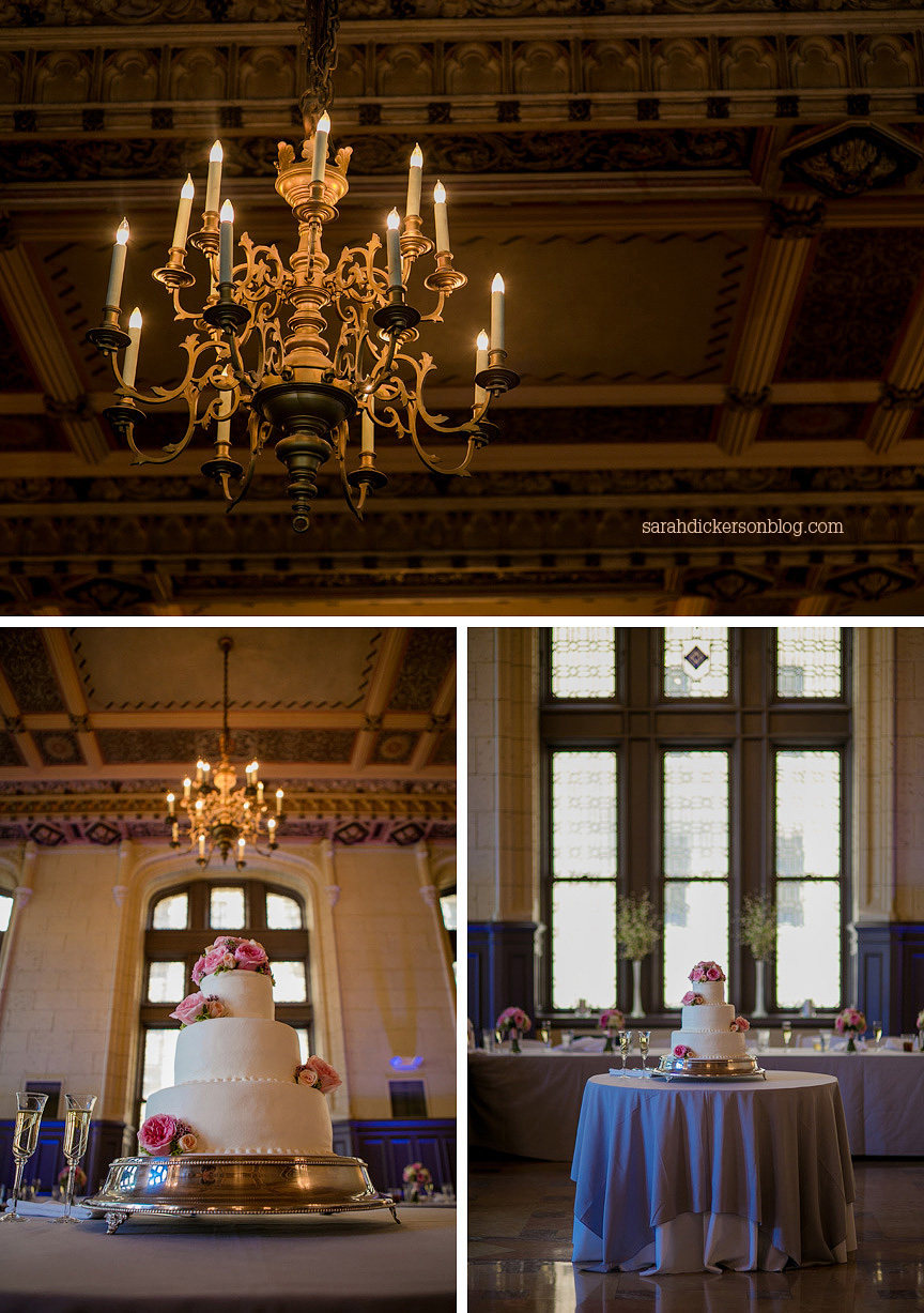 Sawyer Room Kansas City wedding