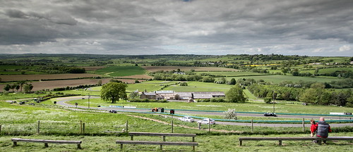 Harewood hill climb. The end of the day. 01.06.2013 Explore.