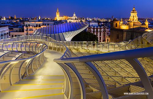 Sevilla - Metrosol Parasol 01