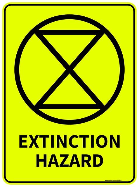 Extinction-Symbol-Sign | Flickr - Photo Sharing!