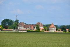 Le château de Clauzuroux et ses dépendances