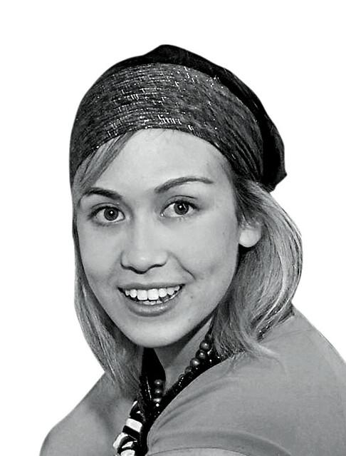 Carolina Sepúlveda, ganadora del concurso jóvenes diseñadores
