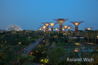 Singarpore - Gardens by the Bay