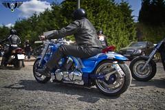 Motorrad Treffen Dorndorf 2013