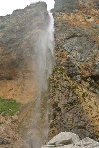 waterval slovenië slaprinka rinkawaterval kamnischealpen