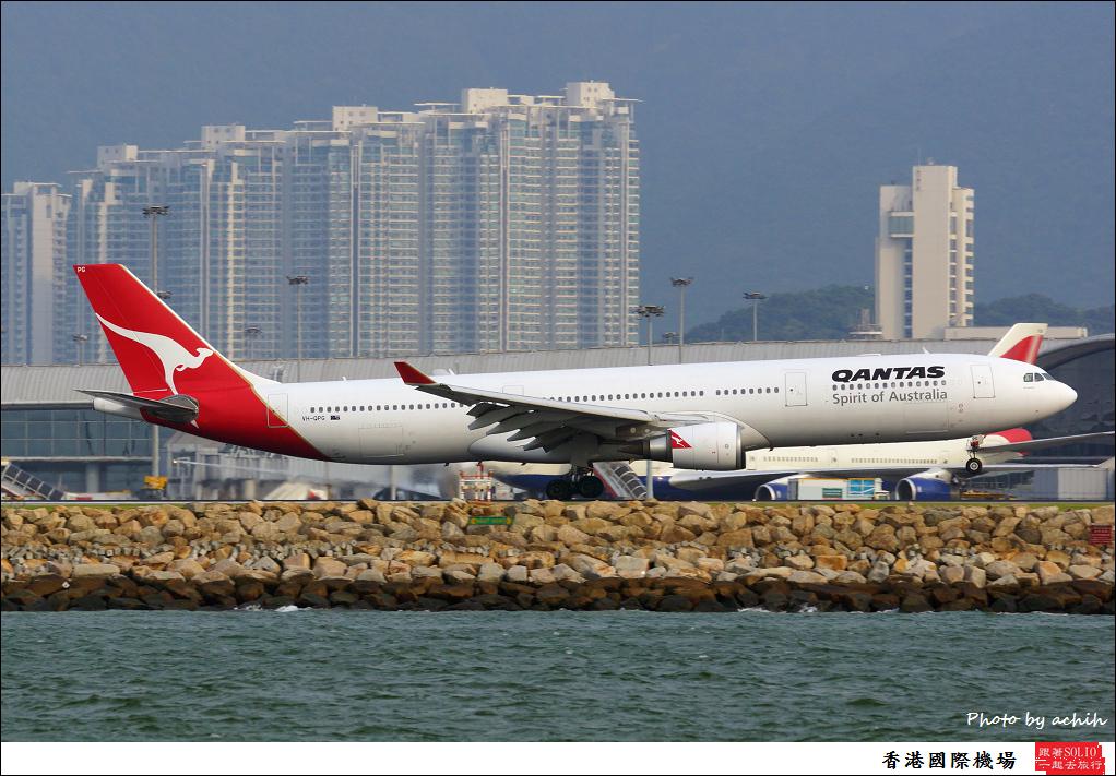 Qantas VH-QPG-001