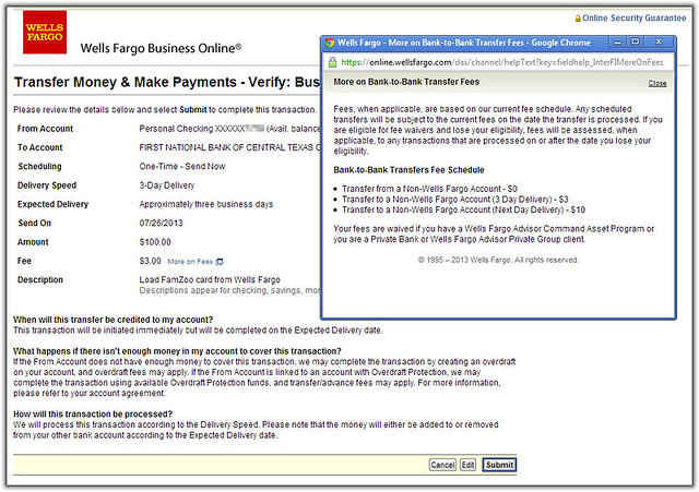 How to Load Your Prepaid Card from Wells Fargo