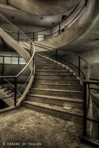 """Hof van B. """"Stairporn"""""""