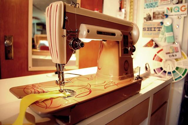 Retro Sewing 3