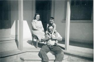 Casablanca -  Dimanche 13 avril 1947