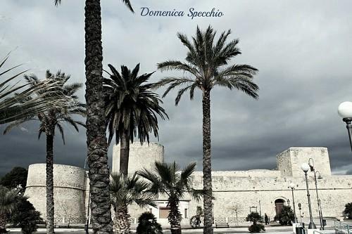 il castello svevo-angioino di Manfredonia (FG) by Domenica Specchio