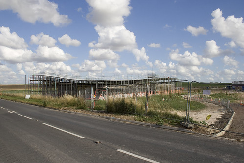 New stongehenge visitor centre