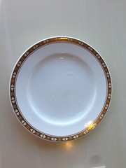 dishware, platter, plate, tableware, saucer, circle,