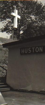 Huston Lodge Cross