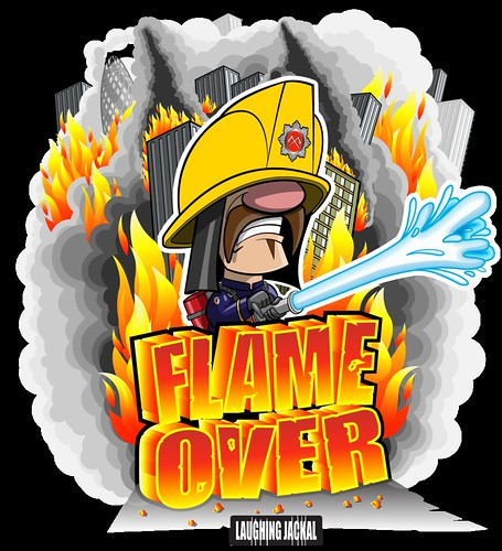 Flame Over on PS Vita