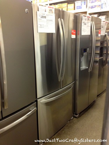 Shopping for a new refrigerator