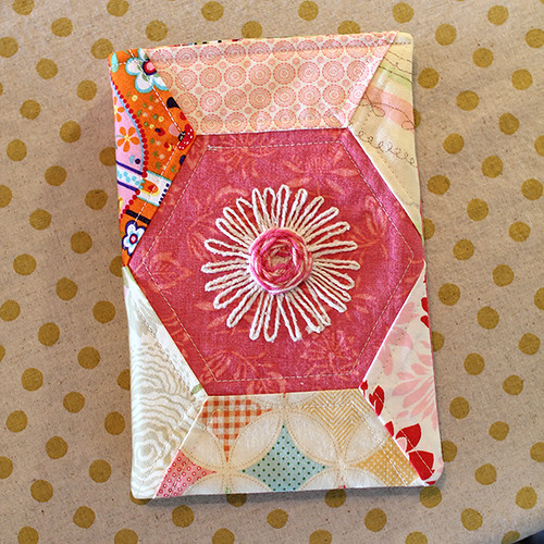 Daisy Mini Patchfolio