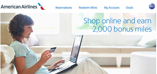 2K Bonus Offer from AAdvantage eShopping