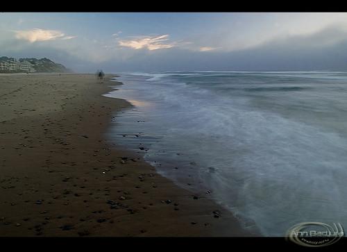 ocean sunset usa beach oregon walking landscape evening scenery view oregoncoast annbadjura