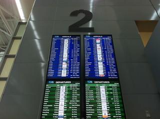 Day7-2 再びサンフランシスコ空港