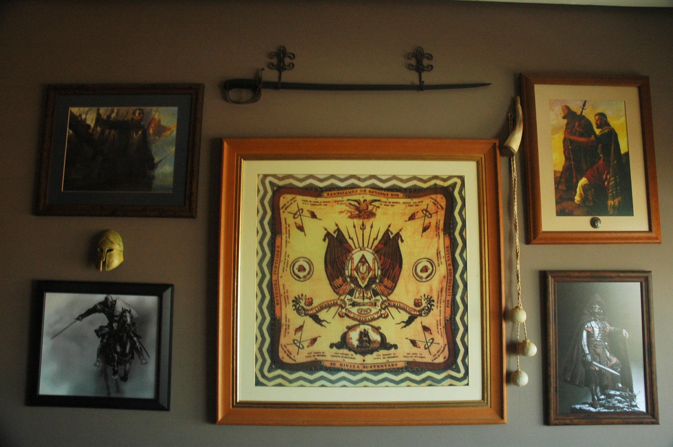 O escudo e as armas do Rio Grande 9711656284_8d40c90967_o