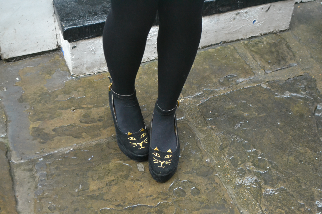 Daisybutter - UK Style and Fashion Blog: what i wore, lfw ss14, street style, personal style
