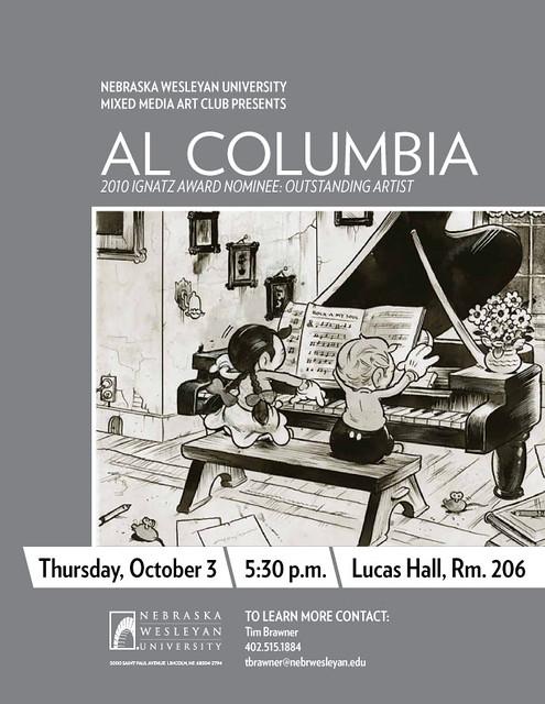 Al Columbia
