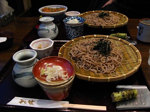 toyama ishikawa 2007 037 Kanazawa soba