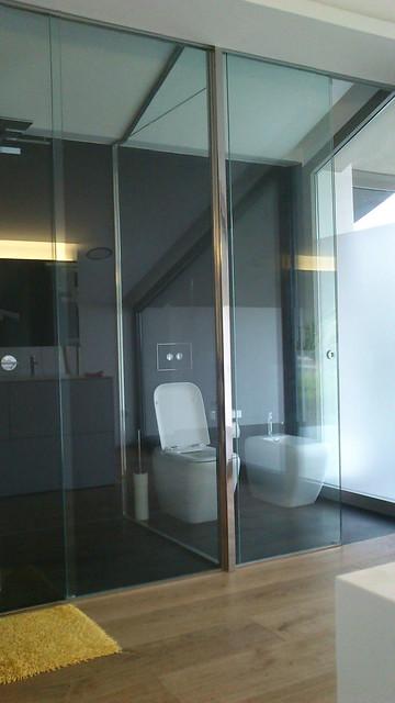 Baños Medidas Ideales:Mampara Baño