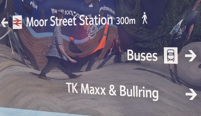 Moor Street Station 300m Buses Tk Maxx Amp Bullring Flickr