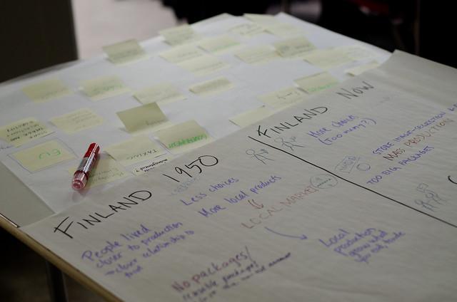 Creating the Mindset: NGO