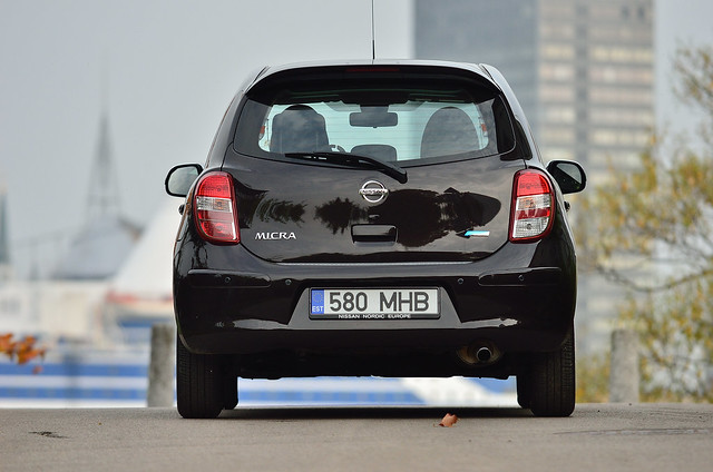 Nissan Micra DIG-S 2011