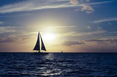 Setting Sun, Setting Sails