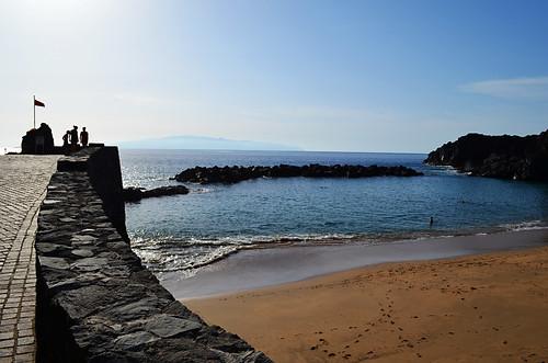 Abama Hotel Beach, Playa San Juan