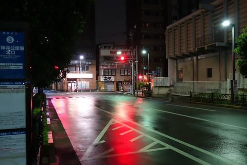 RX100M2 夜景