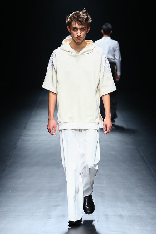 SS14 tokyo CHRISTIAN DADA022_Michael Bernasiak(Fashion Press)