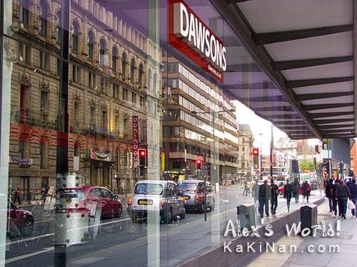 Manchester - Dawsons Music Store