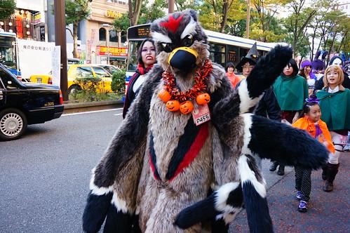 Kawasaki Halloween Parade 2013 87