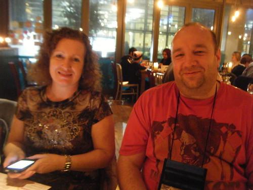 WFC13 - Sue & Mark