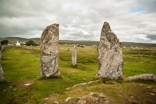 Calanais 3, Eilean Leòdhais, Isle of Lewis.