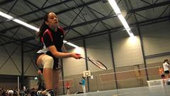 2010 05 09 Veendam Meteoor Badminton