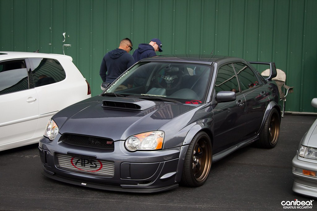 sti graphite gray wrx subaru re