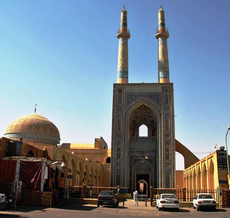 270 mezquita de leyenda en el Casco antiguo y mezquitas de Yazd (152)