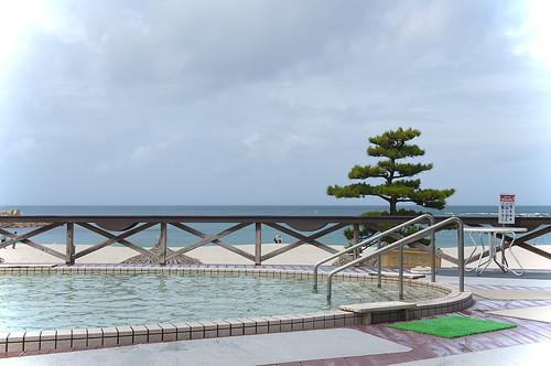 Shirarahama Beach Onsen