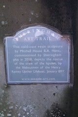 Photo of Grey plaque number 30169