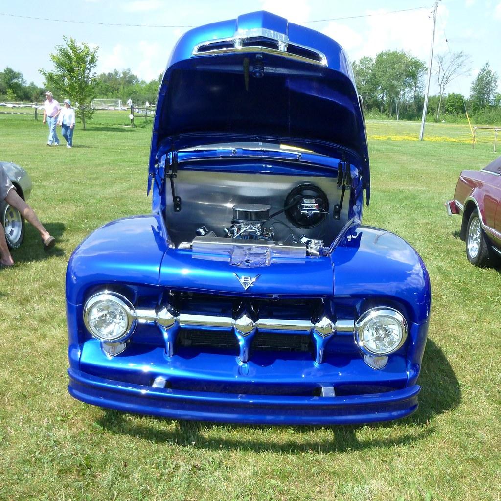 Merrickville Ontario Car Show