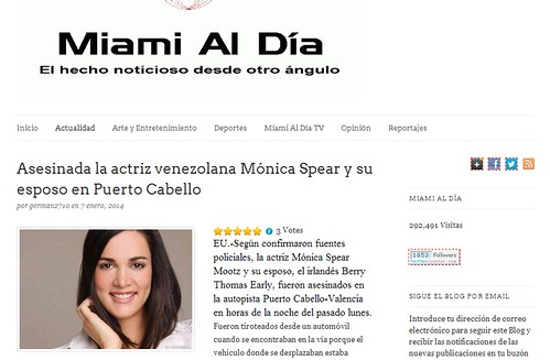 Monica Miami al Dia