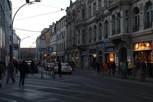 113 - Oranienburger Strasse