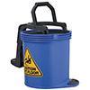 Oates Duraclean Mark II Wringer Bucket 15L Blue SBKTIW008B